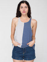 American Apparel California Select Original Contrast Stripe Tank