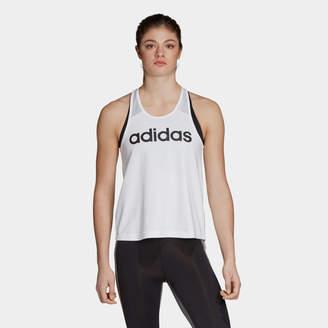 adidas Women's Essentials Designed 2 Move Logo Training Tank Top
