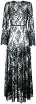 I.D. Sarrieri I.D.Sarrieri - Fatal Attraction lace dress - women - Cotton/Polyamide - S