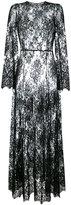 I.D. Sarrieri I.D.Sarrieri - Fatal Attraction lace dress - women - Cotton/Polyamide - S