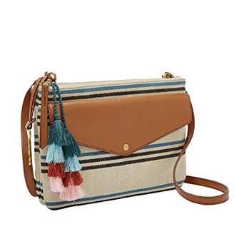Fossil Women's Devon Leather Handbag