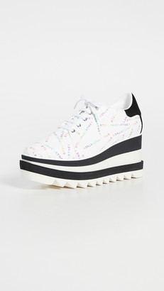 Stella McCartney Sneakelyse Lace Up Sneakers