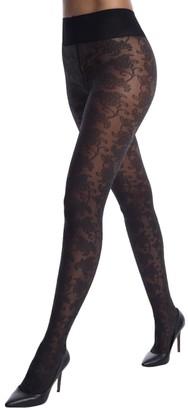 Oroblu Bicolor Lace Tights