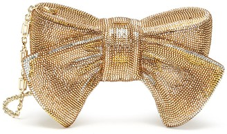 Judith Leiber 'Just For You' crystal Minaudiere