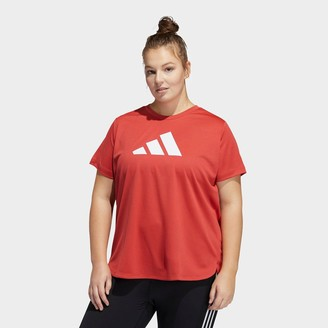 adidas Women's Badge Of Sport Training T-Shirt (Plus Size)