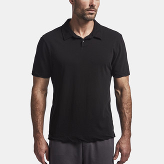 James Perse Dry Touch Jersey Polo