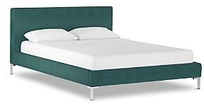 Sparrow & Wren Brooks Regal Velvet King Bed - 100% Exclusive