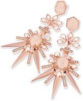 Kendra Scott Isadora Statement Earrings in Champagne
