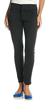 Amy Byer Solid Black Pant