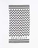 Seafolly Ikat Signature Towel