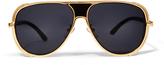 Jeepers Peepers Phoenix Sunglasses Black