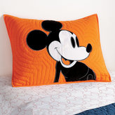 Disney Mickey Mouse Color Block Mickey Sham by Ethan Allen