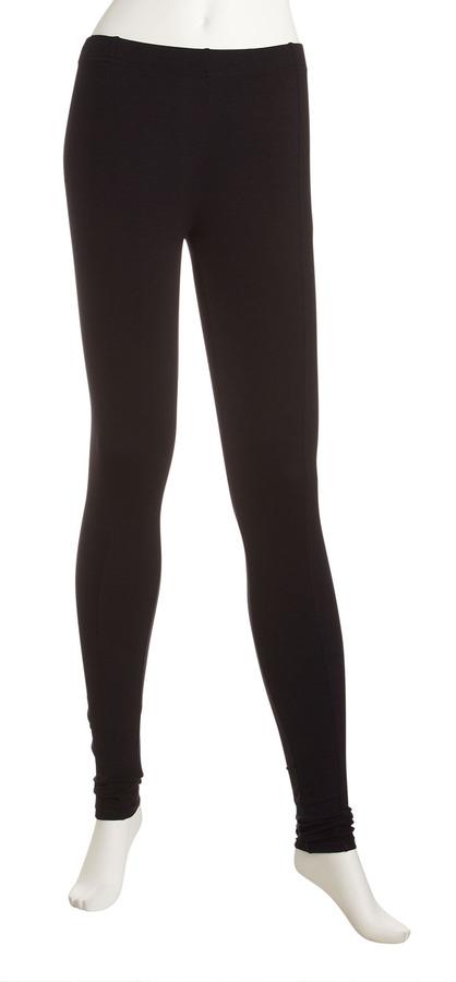 Romeo & Juliet Couture Hidden Zip-Cuff Leggings