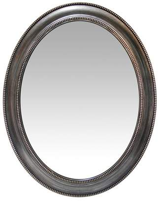 Infinity Instruments Sonore Indoor Oval Wall Mirror, 30""