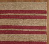Chindi Striped Jute Rug