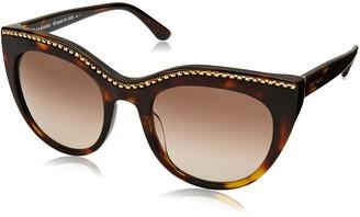 Juicy Couture Women's Ju595/s Cateye Sunglasses DKHAVANA 51 mm
