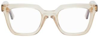 Cutler & Gross Beige 1305 Glasses