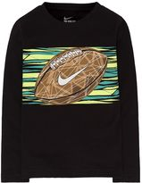 Nike Boys 4-7 Geo Sport Football Long Sleeve Tee