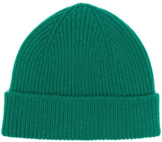 Le Bonnet Ribbed-Knit Beanie