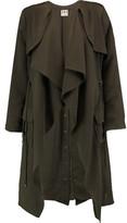 Haute Hippie Twill Coat