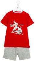 Lapin House - Junior League short set - kids - Cotton/Spandex/Elastane - 2 yrs