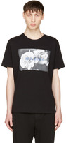 Diesel Black 'It's Okay' T-Joe-QL T-Shirt