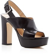 MICHAEL Michael Kors Mariana Platform High Heel Sandals