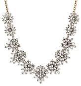 SUGARFIX by BaubleBar Floral Necklace - Crystal