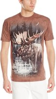 The Mountain Men's Moose Forest T-Shirt