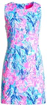 Lilly Pulitzer Mila Print Sleeveless Mini Dress