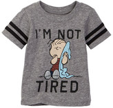 Mighty Fine I&m Not Tired Tee (Baby Boys)