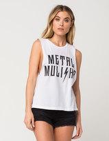 Metal Mulisha Thunder Riding Womens Muscle Tank