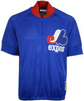 Mitchell & Ness Men's Montreal Expos Bp Mesh Jersey Top