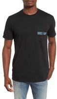 RVCA Men's Hat Patch T-Shirt