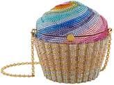 Judith Leiber Rainbow Cupcake Clutch