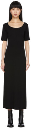 Lemaire Black Second Skin Dress