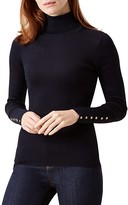 Hobbs London Lara Merino Wool Turtleneck