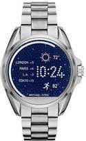 Michael Kors Bradshaw Stainless Steel Display Smartwatch