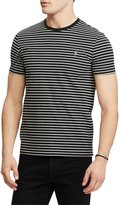 Polo Ralph Lauren Striped Classic-Fit Short-Sleeve Tee