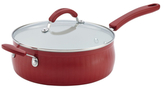 Farberware 4QT. New Traditions Covered Saute Pan