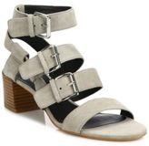 Rebecca Minkoff Ilana Kid Leather Strappy Sandals