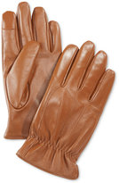 Ryan Seacrest Distinction Men's Leather Gloves, Only at Macy's