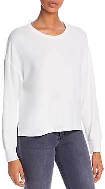 Comune Clyde Drop-Shoulder Top