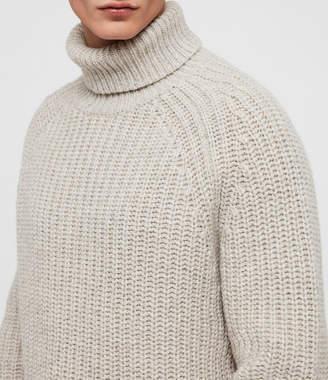 AllSaints Mast Funnel Neck Sweater