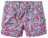 Carter's Baby Clothing Outfit Girls Pull-On Printed Poplin Shorts Multi Floral 6M