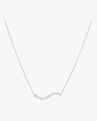 Swell Diamond Necklace