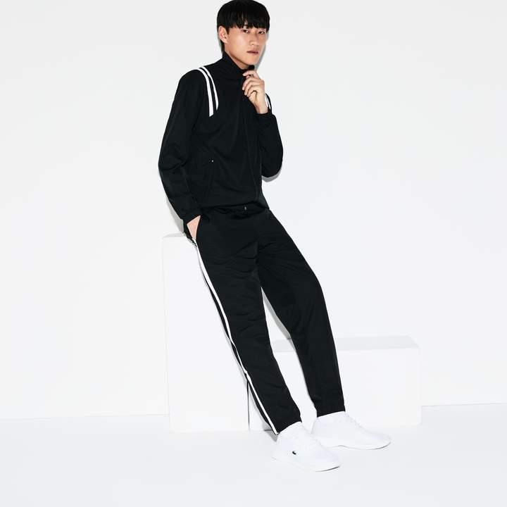 Lacoste Men's SPORT Stretch Trackpants - Novak Djokovic Supporter Collection