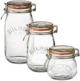 Kilner�� Round Clip Top Canning Jar