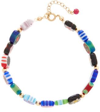 Millefiori Beck Jewels Beaded Bracelet