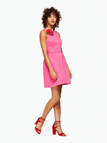 Kate Spade Carnation fit and flare dress